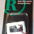 Radio Shack Cordless Phone Battery 23-996 Nickel Metal Hydride