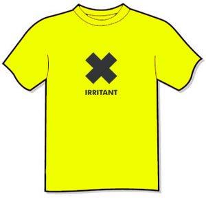T-Shirt - Irritant