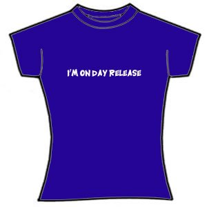 I'm on Day Release