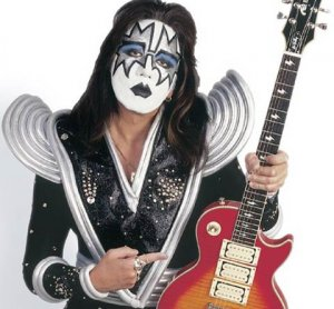 Ace Frehley Live in Mt Pleasant MI 3/07/08 DVD