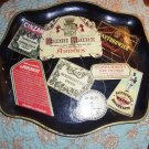 Papier Mache Tray Spirits of the World Labels