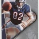 GREG OLSEN 2007 UPPER DECK NFL PLAYERS  ROOKIE PREMIERE ROOKIE CARD CHICAGO BEARS