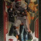 Marcus Monk 2008 Upper Deck Draft Edition rookie card Chicago Bears Wide receiver Razorbacks