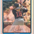 Geovany Soto 07 Bowman Chrome Refractor rookie card Chicago Cubs catcher 08 NL ROY