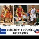 Michael Beasley Derrick Rose Eric Gordan 2008 OMR rookie card Chicago Bulls #1 pick ??