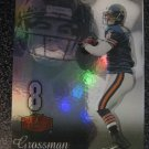 Rex Grossman 06 Flair Showcase card Chicago Bears Quarterback