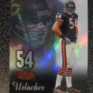 Brian Urlacher 06 Flair Showcase card Chicago Bears Linebacker