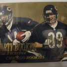 99 Marty Booker Jim Finn Skybox Dominion Rookie card Chicago Bears