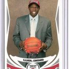 Luol Deng 04 Topps rookie card Chicago Bulls