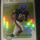 Bernard Berrian 04 Topps Chrome refractor rookie card Vikings