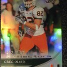 Greg Olsen 07 Press Pass rookie Reflectors rookie card Chicago Bears #413/500