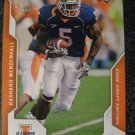 Rashard Mendenhall 08 Upper Deck rookie card