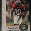 Troy Smith 06 GTC rookie card Baltimore Ravens