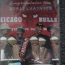 Topps Stadium Club 97 Chicago Bulls Team of the 90's card Michael Jordan Scottie Pippen Denis Rodman