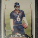 Jay Cutler 2006 Score rookie card Chicago Bears