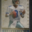 Troy Aikman 2005 Upper Deck Ledgends Ledgends of the hall edition # 0779 of 1025 Dallas Cowboys