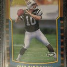 Chad Pennington 2000 Bowman rookie card Miami Dolphins