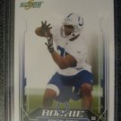 Joseph Addai 2006 Score Glossy rookie card  Colts