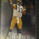 Kurt Warner 2000 Skybox Molten Metal rookie card Arizona Cardinals