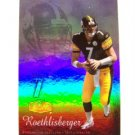 Ben Roethlisberger 06 Flair Showcase Pittsburgh Steelers