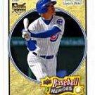 Kosuke Fukudome 08 Baseball Heroes rookie card Chicago Cubs