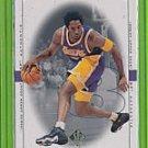 Kobe Bryant 98/99 Sp Authentic Los Angeles Lakers