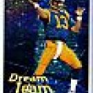 Kurt Warner 00 Fleer Ultra Dream Team Insert card Cardinals