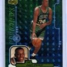 Paul Pierce 1999 Upper Deck IONIX rookie card Boston Celtics
