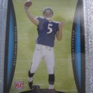 08 Bowman Joe Flacco rookie card Baltimore Ravens
