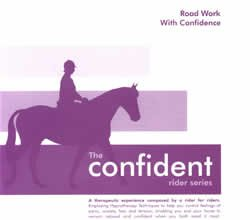 Confident Rider Roadwork with Confidence Hypnosis CD