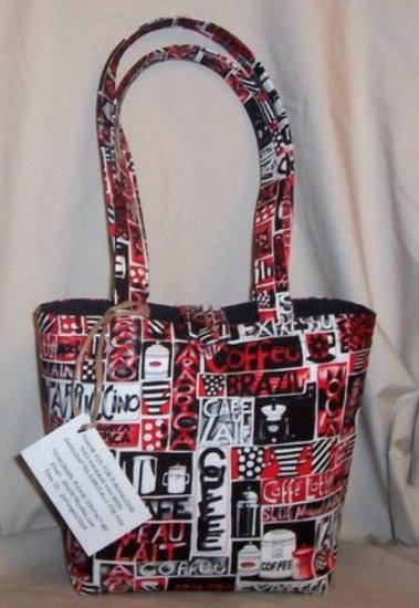 Sew Simple Handbag / Tote / Purse Emailed Instructions