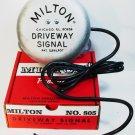 Milton Driveway Signal Bells