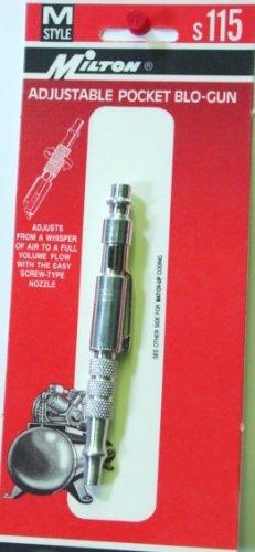 Adjustable Pocket Blo-Gun M-Style S115 Milton