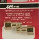 STYLE HI-FLOW SERIES 1/4  BASIC SIZE S761 MILTON 761