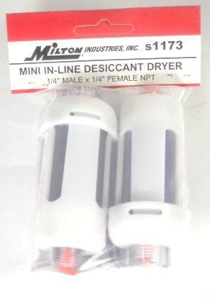 MINI DISPOSABLE AIR LINE DESICCANT 1173 MILTON S1173