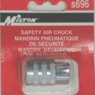 AIR CHUCK S 696 KWIK-GRIP SAFETY CHUCK 1/4 NPT MILTON