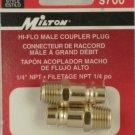 V-STYLE HI-FLOW SERIES 1/4 BASIC SIZE S760 MILTON 760