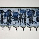 chinese batik art  mural painting-spring loving