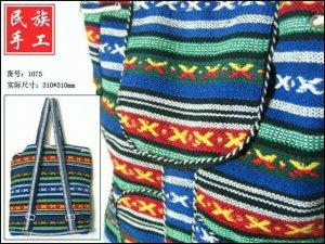 pure handicraft art ,brede handbag003
