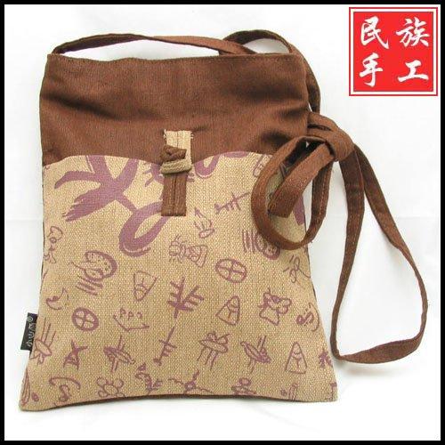 pure handicraft art ,brede handbag008