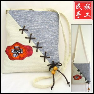 pure handicraft art ,brede handbag010