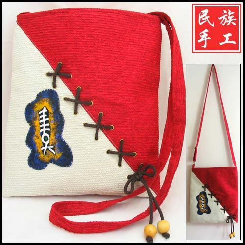 pure handicraft art ,brede handbag011