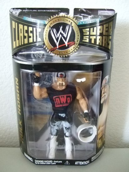 WWE Classic Superstars Series 12 - Hulk Hogan NWO Action Figure