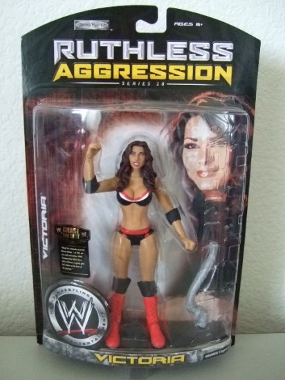 WWE Ruthless Aggression Series 28 - Victoria Action Figure