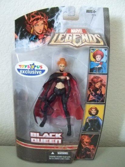 Marvel Legends TRU Exclusive - Black Queen Action Figure