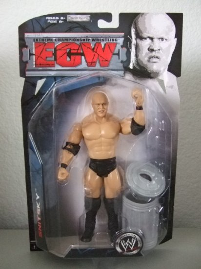 WWE ECW Series 3 - Gene Snitsky Action Figure