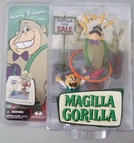 McFarlane Hanna Barbera Series 2 - Magilla Gorilla Action Figure