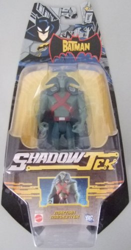 The Batman ShadowTek - Martian Manhunter Action Figure Justice League