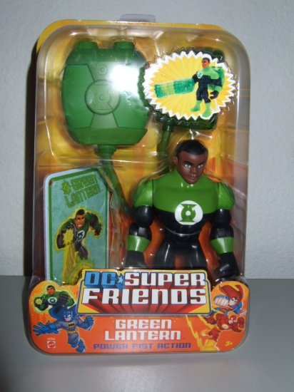 DC Super Friends - Green Lantern Action Figure Justice League
