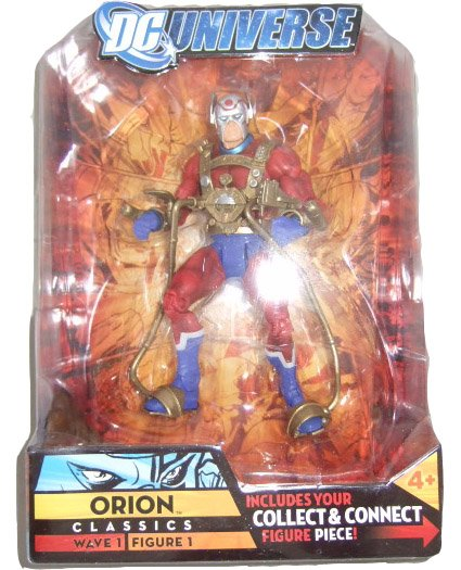 DC Universe Series 1 - Orion Action Figure Justice League